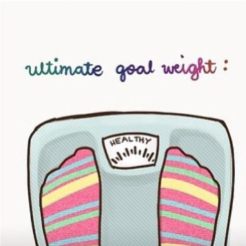 ultimate goal weight scale